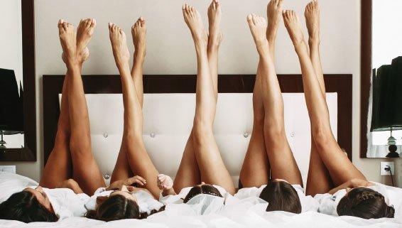 Adelgazar las piernas en Face Clinic