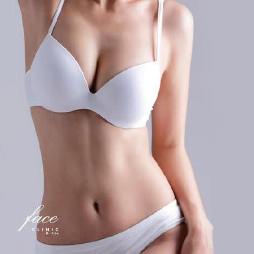 Aumento de senos con grasa en Madrid, España