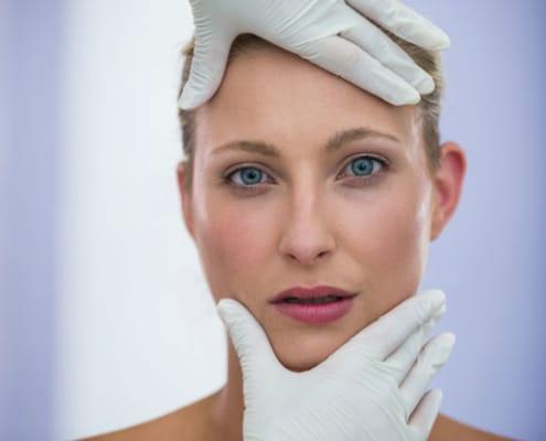 Cirugia para bajar la linea del cabello