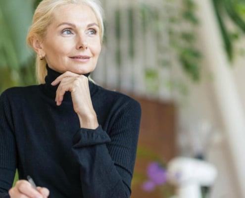 Cirugia de pecho en la menopausia