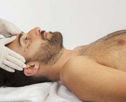 Cirugias corporales mas solicitadas por los hombres