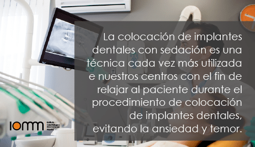 Clinica dental de implantes
