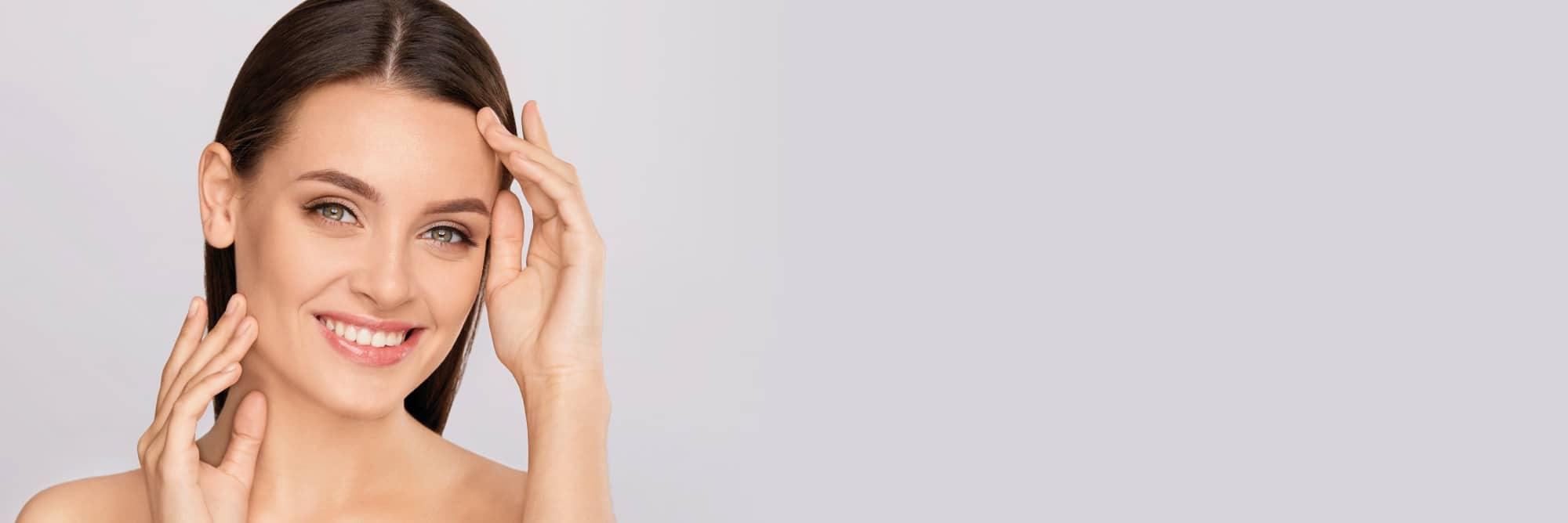Rejuvenecimiento del lóbulo de la oreja rasgado
