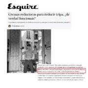Aparición Esquire 2020
