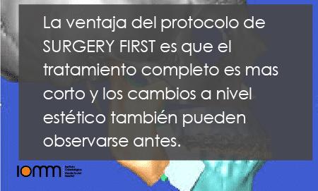 Fases de la cirugia ortognatica