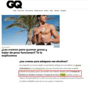 Aparición revista GQ 2020