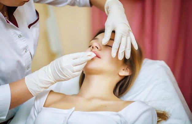 Cirugía de Lip Lift