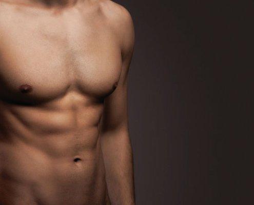 Liposucción abdominal y flancos hombres en Madrid