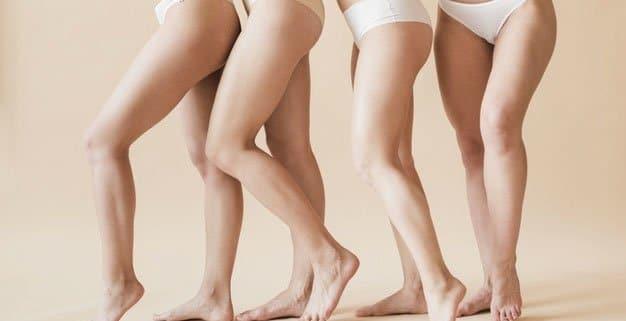 Liposucción piernas