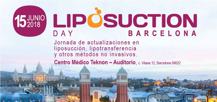Liposuction Day Barcelona – Junio 2018