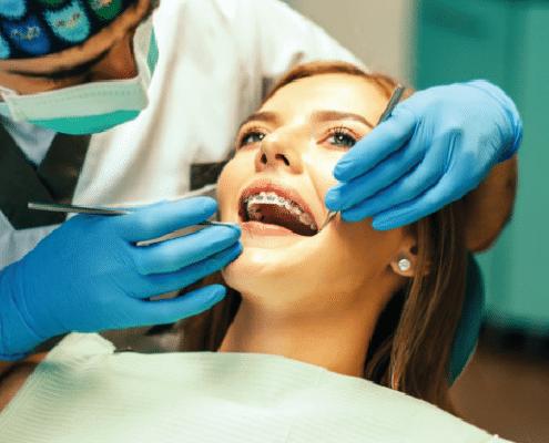 Ortodoncia con implantes en Madrid