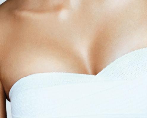 ¿Cómo es el tamaño del pecho perfecto en mujeres?