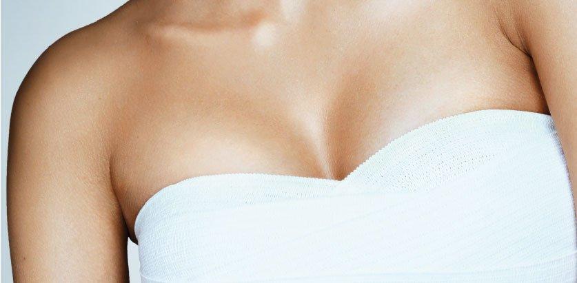 Tamaño del pecho perfecto en mujeres
