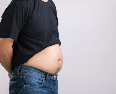 Perder barriga en hombres