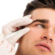 Rejuvenecimiento facial en hombres Madrid