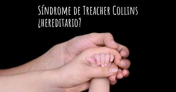Síndrome Treacher Collins tratamiento